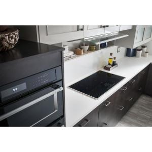 Kitchenaid 36 In Convertible Under Cabinet Slide Out Range Hood In
