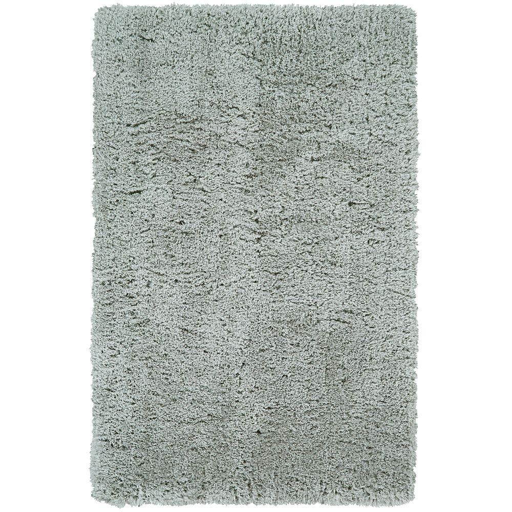 Feizy Beckley Fog 3 ft. 6 in. x 5 ft. 6 in. Indoor Area Rug