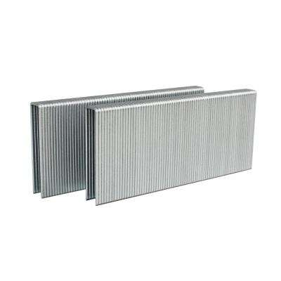 16-Gauge 2 in. Galvanized Steel Construction Staples with 7/16 in. Crown (1,000-Pack)