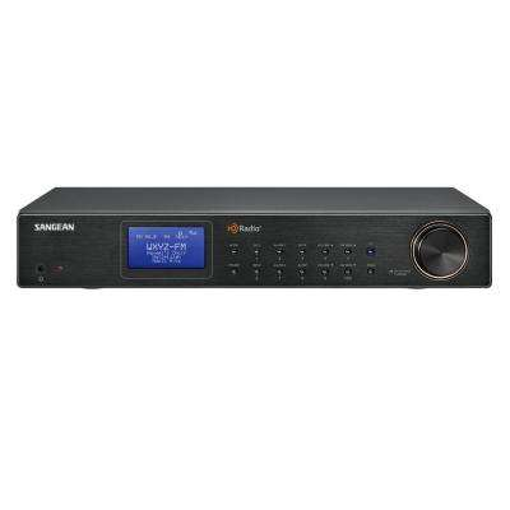 FM/AM HD Tuner Stereo Radio