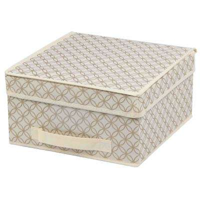 11.8 in. x 15.75 in. Large Blossom 1-Cube Storage Organizer