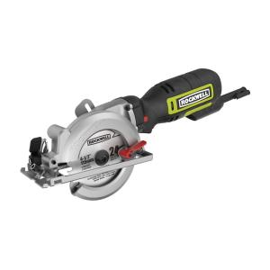 Rockwell 4 1 2 In 5 Amp Compact Circular Saw Rk3441k