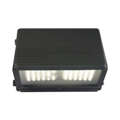 High-Output 350-Watt Equivalent Integrated Outdoor LED Wall Pack, 5000 Lumens, Dusk to Dawn Outdoor Security Light