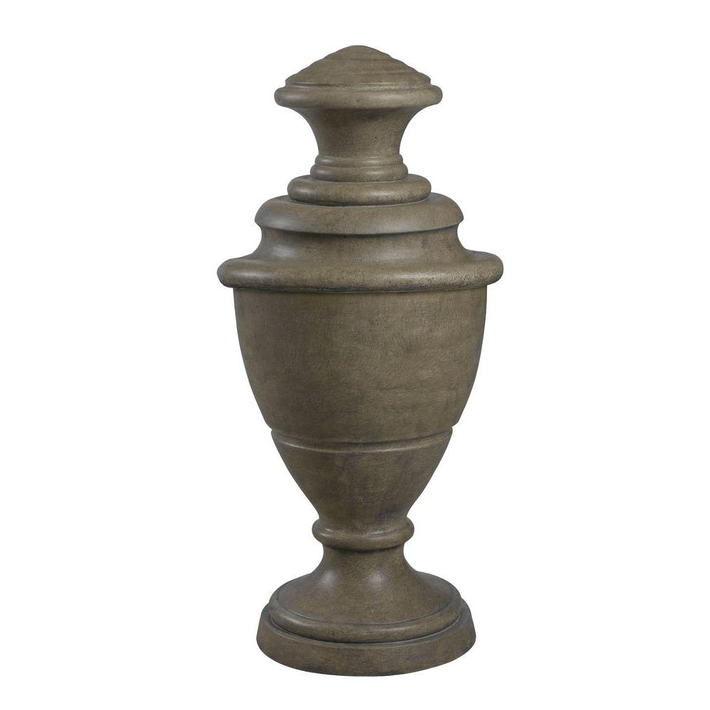 Kenroy Home 36 in. Wine Jar Garden Ornament