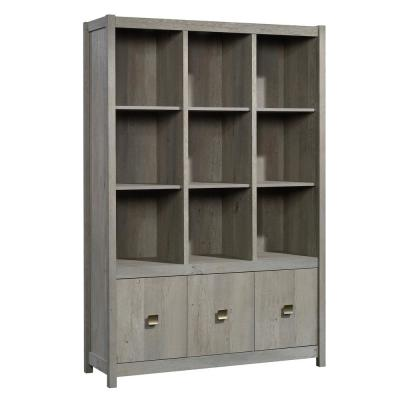 Cannery Bridge Mystic Oak Wall Storage Cabinet