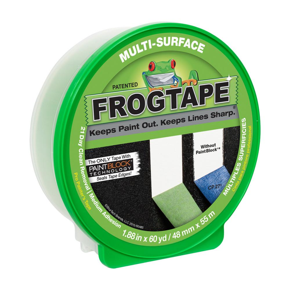 FrogTape 1.88 in. x 60 yds. Multi-Surface Tape