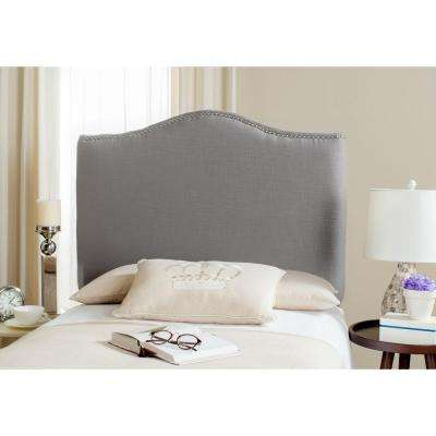 Jeneve Arctic Gray Full Headboard