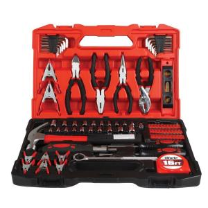 OLYMPIA SAE and Metric Combination Tool Set (90-Piece) by OLYMPIA