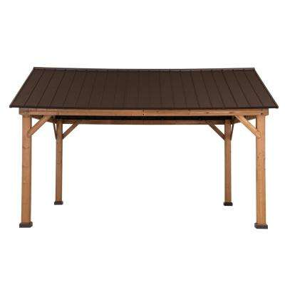 11x13 Gazebos Shade Structures The Home Depot