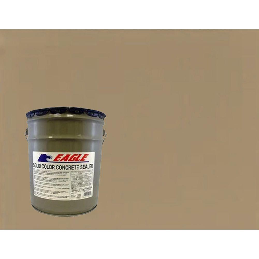 5 gal. Siberian Haze Solid Color Solvent Based Concrete Sealer