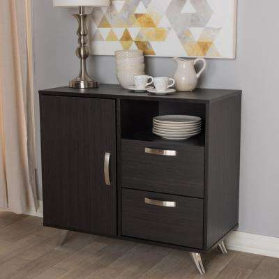 Warwick Dark Brown Sideboard