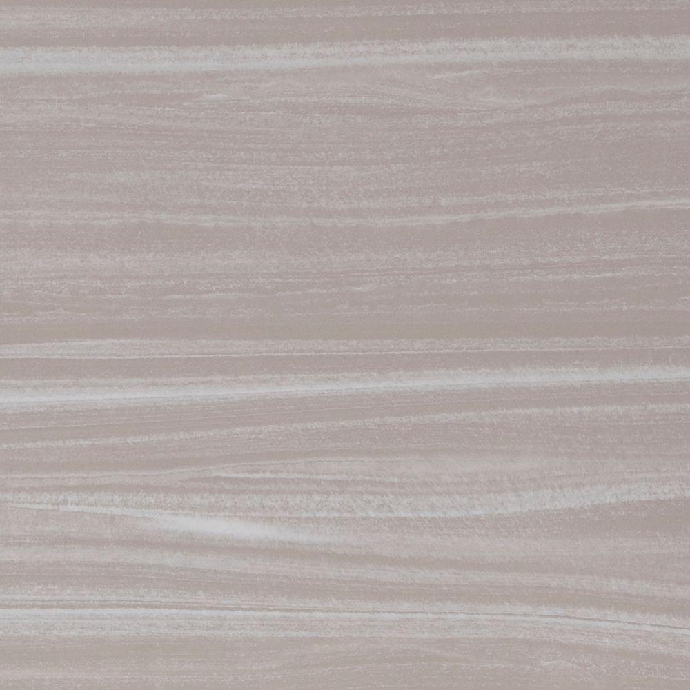 4 in. x 4 in.Cultured Marble Vanity Top Sample in Almond