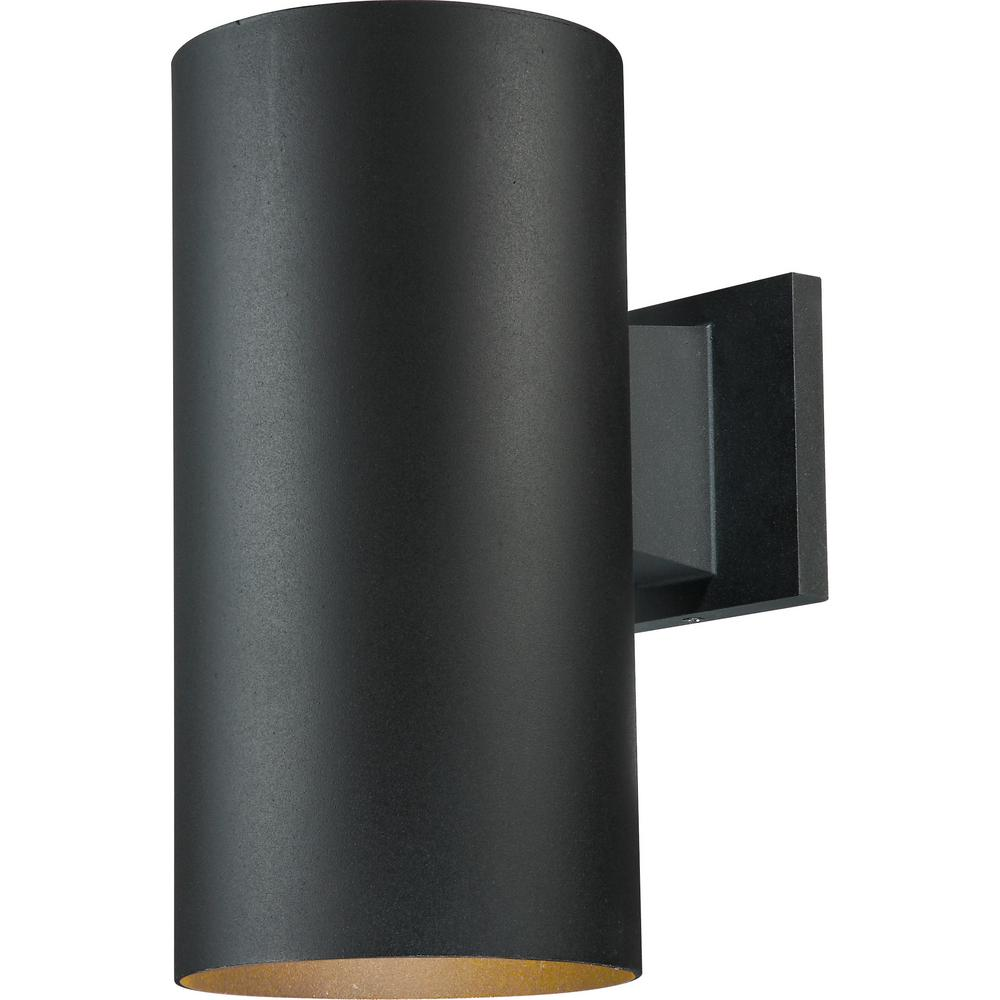 Alumilux Sconce Led 7 Inch White Outdoor Wall