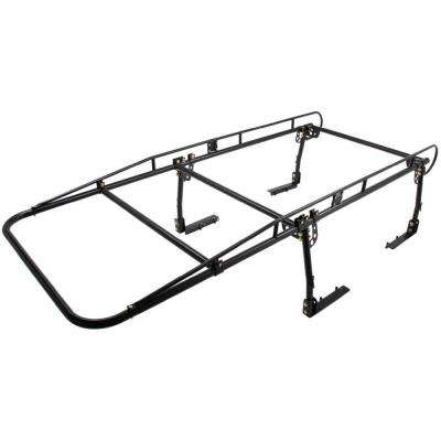 1,000 lbs. Steel Truck Rack Patented Adjustable Clamping System Fits All Trucks
