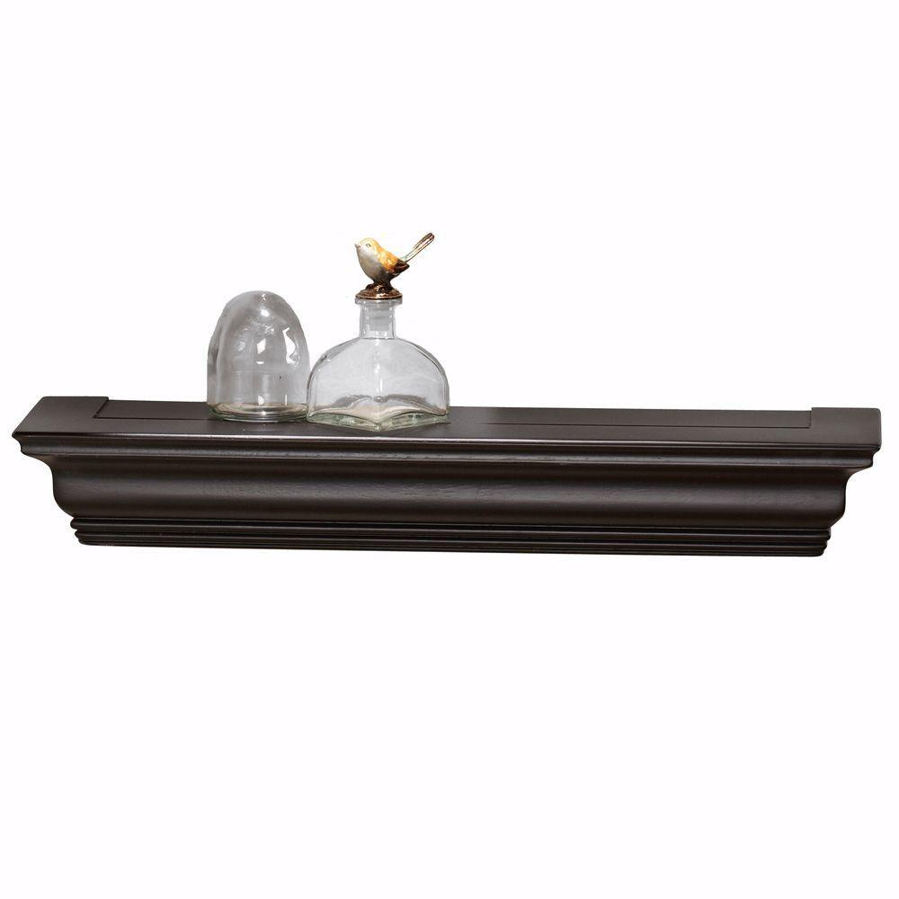 Home Decorators Collection Cornice Shelf