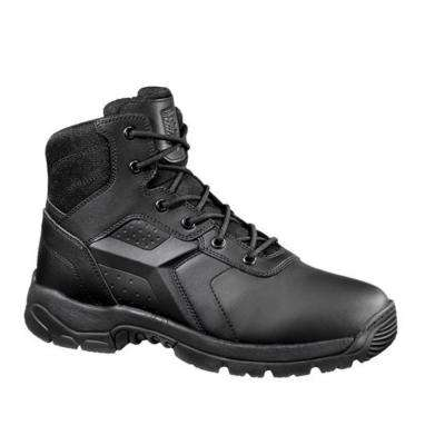Men's 09MW Black Polishable Waterproof Soft Toe 6-inch Tactical Boot BOPS6001