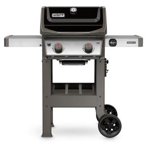 Weber Spirit II E-210 2-Burner Propane Gas Grill in Black by Weber