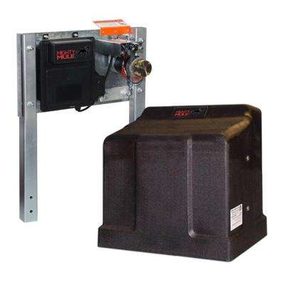 Second Heavy Duty Slide Operator for Dual Slide Gate Opener