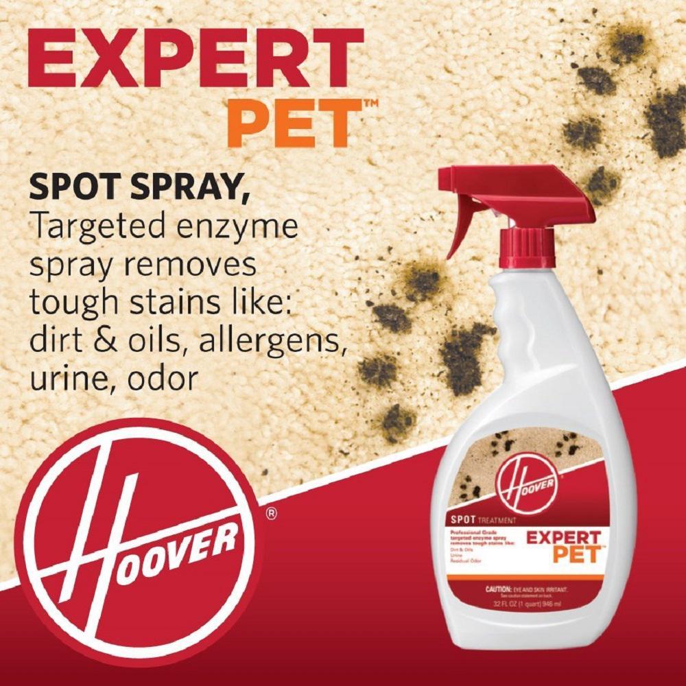 Hoover 32 Oz Expert Pet Spot Treatment Spray Bottle