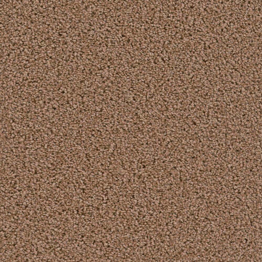Carpet Sample - Happy Chance - Color Zippy Texture 8 in.
