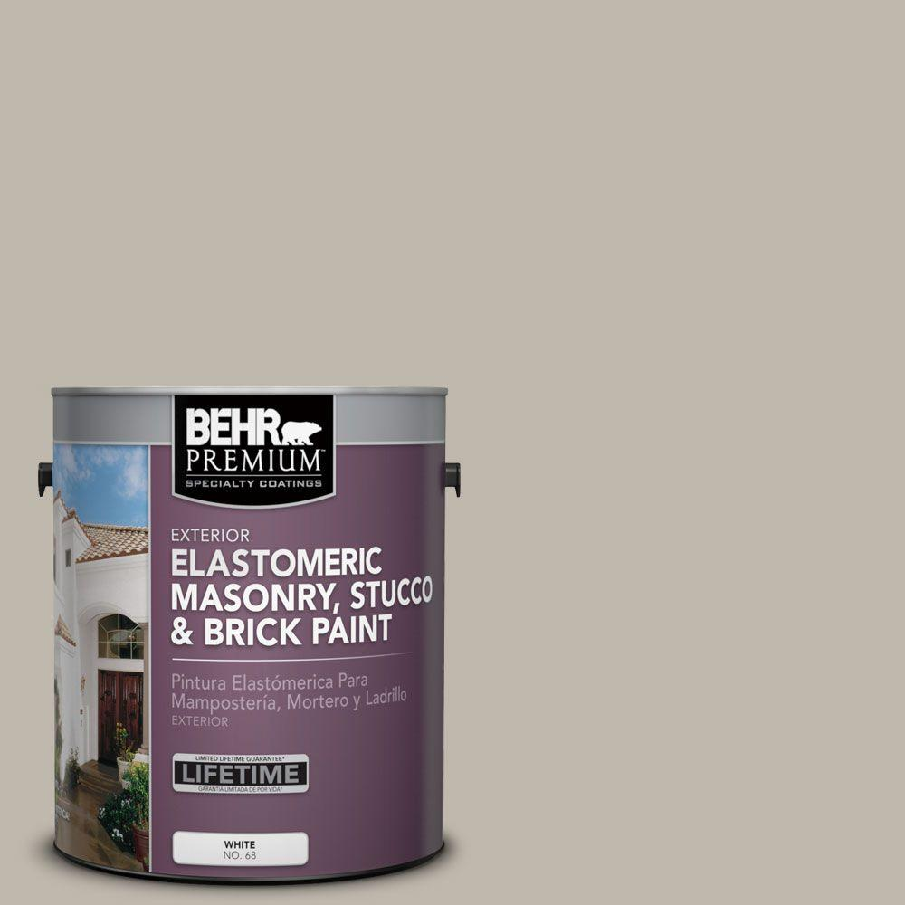 1 gal. #MS-49 Silverado Spur Elastomeric Masonry, Stucco and Brick Paint