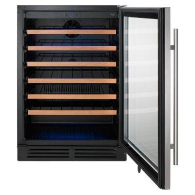 24 in. W 51-Bottle Wine Cellar