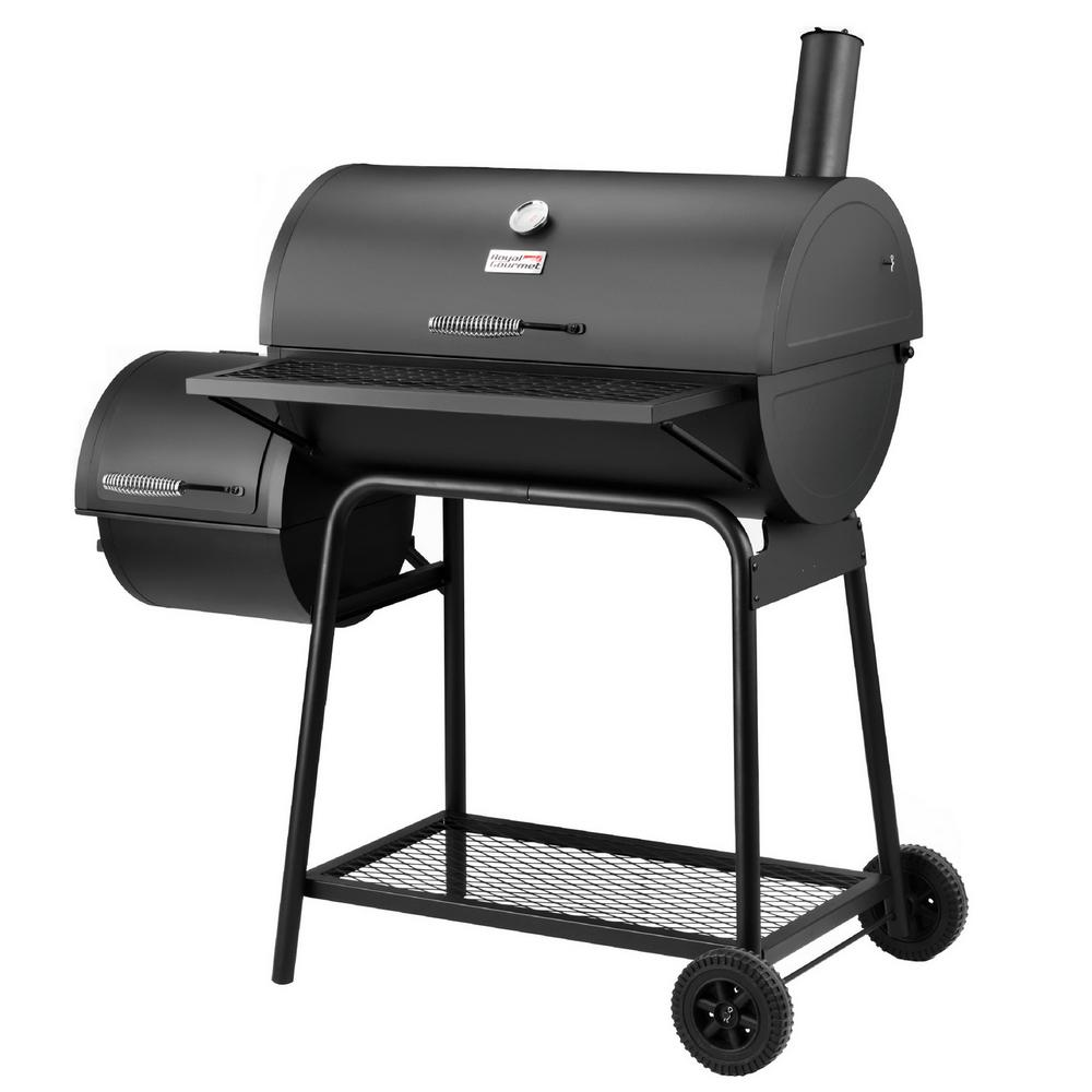 charcoal smokers grills the home depot