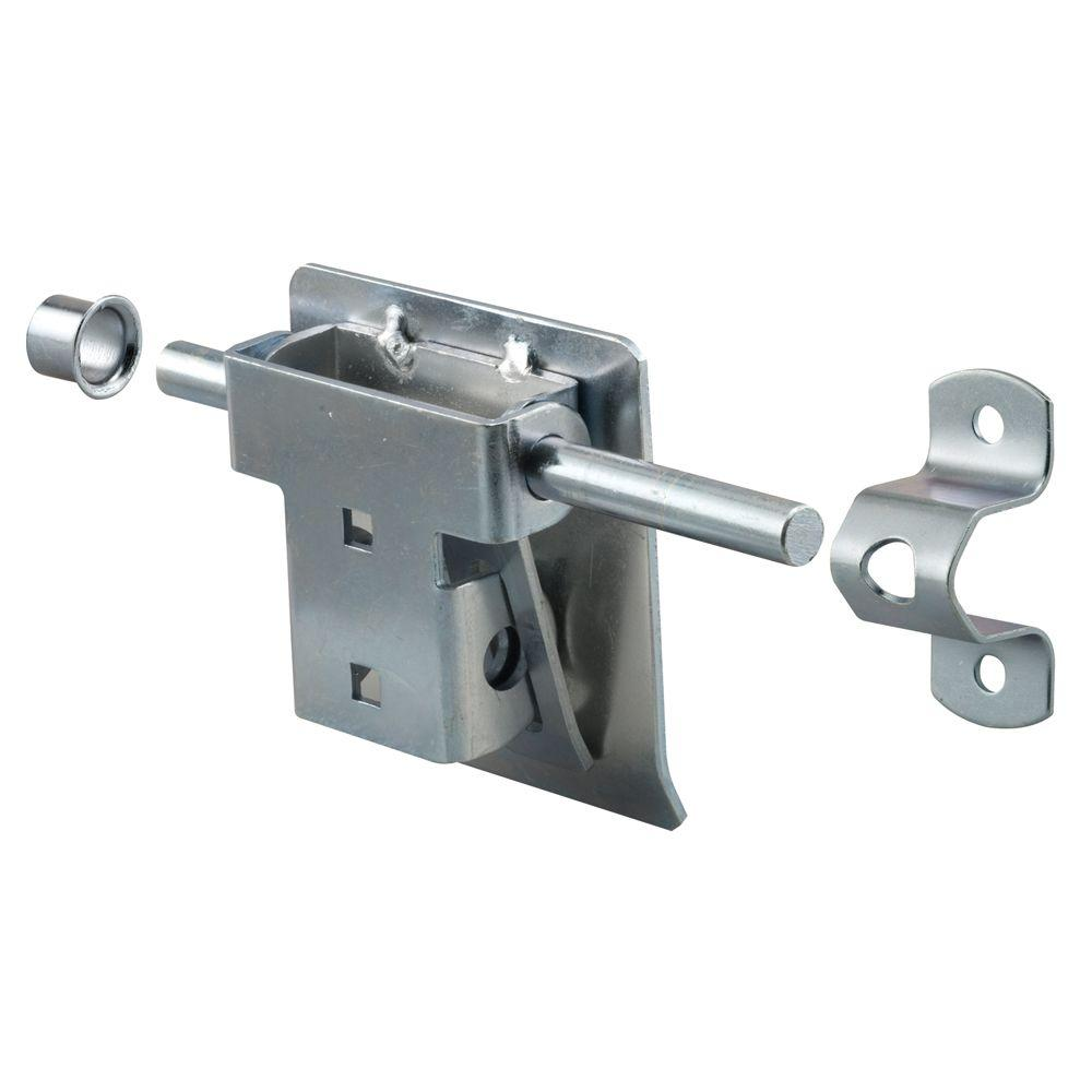 garage door latchPrimeLine Heavy Duty Steel Tamper Proof Garage and Shed Latch