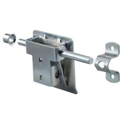 Heavy Duty Steel Tamper Proof Garage and Shed Latch with Fasteners