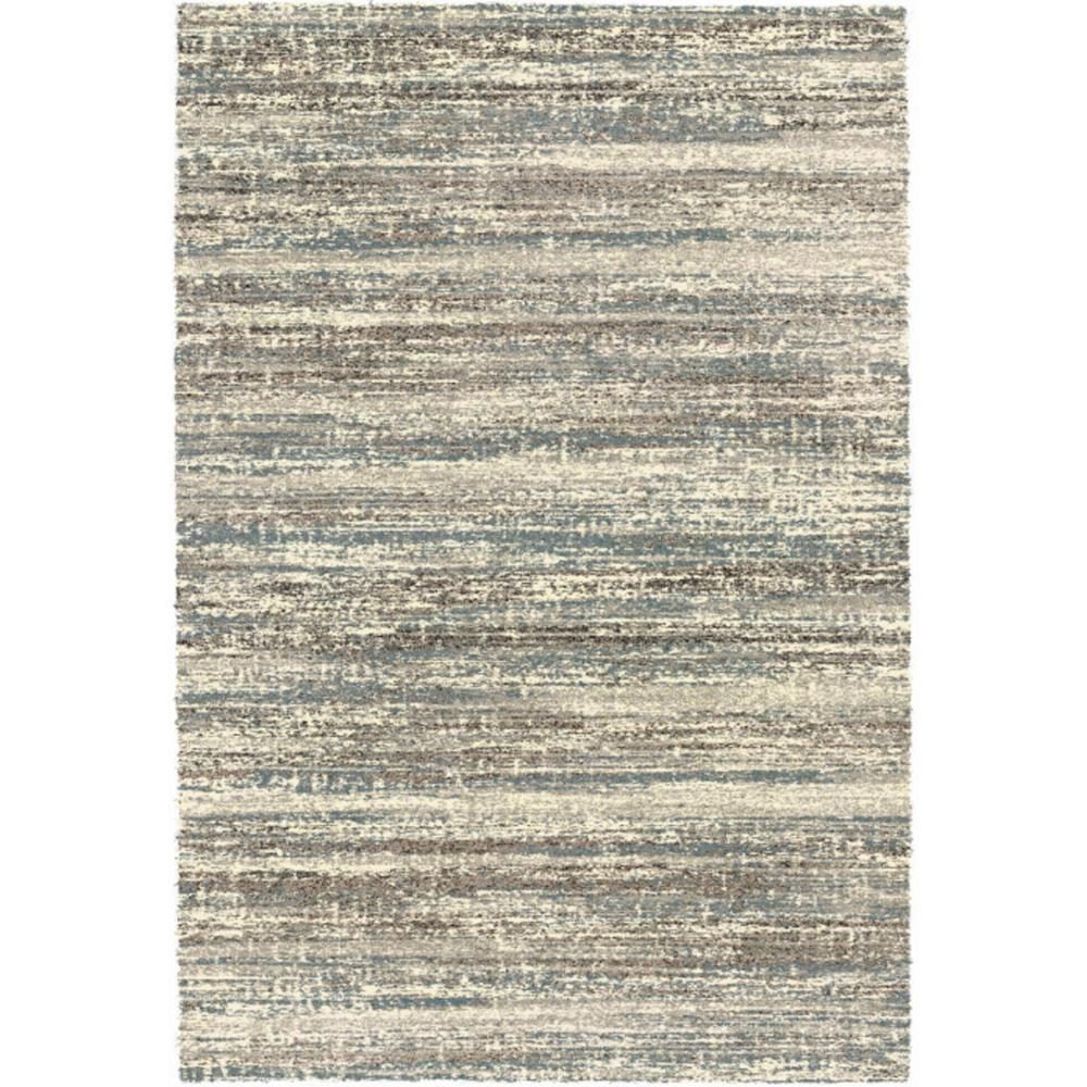 Mehari Blue 5 ft. x 8 ft. Indoor Area Rug