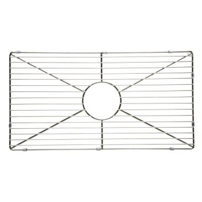 ABGR3018 26.13 in. Grid for Kitchen Sinks AB3018, AB3018DECO in Brushed Stainless Steel