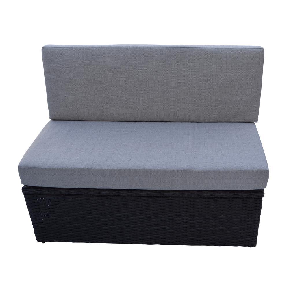 Canadian spa company love seat square spa surround for Salon furniture canada