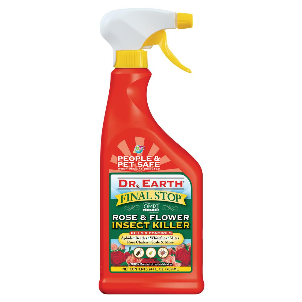 24 oz. Ready-to-Use Rose and Flower Insect Killer