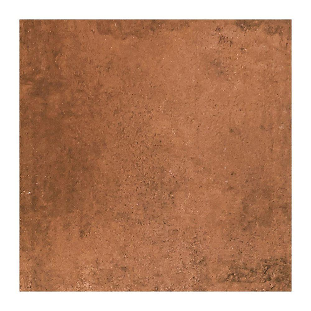 Marazzi studio life black terracotta 12 in x 12 in glazed marazzi studio life black terracotta 12 in x 12 in glazed porcelain floor and dailygadgetfo Gallery