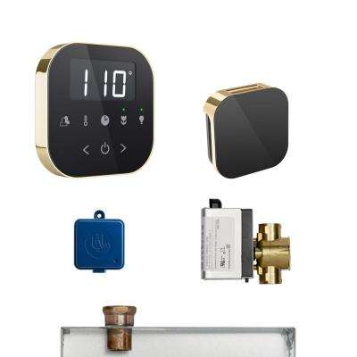 AirButler Package Black Polished Brass