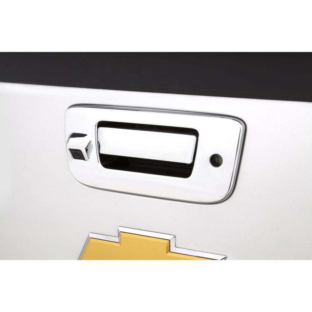 Chrome Tailgate Handle Cover(TM) - w/o Rear Camera