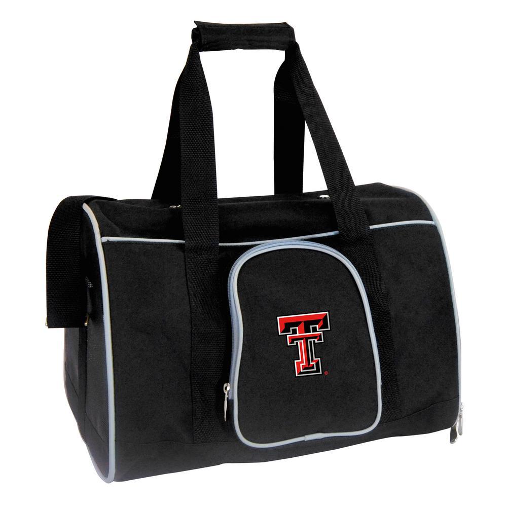 Ncaa Texas Tech Red Raiders Pet Carrier