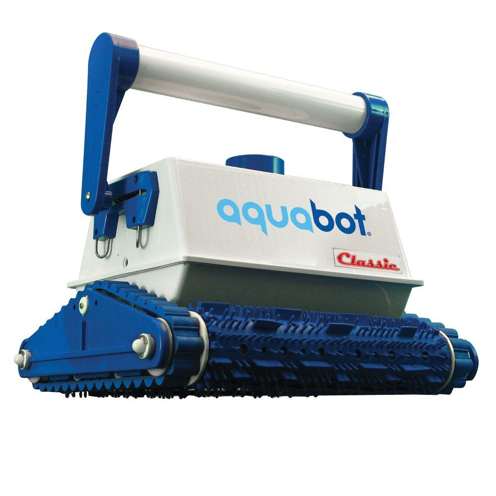 Aquabot Classic Automatic Robotic In-Ground Pool Cleaner