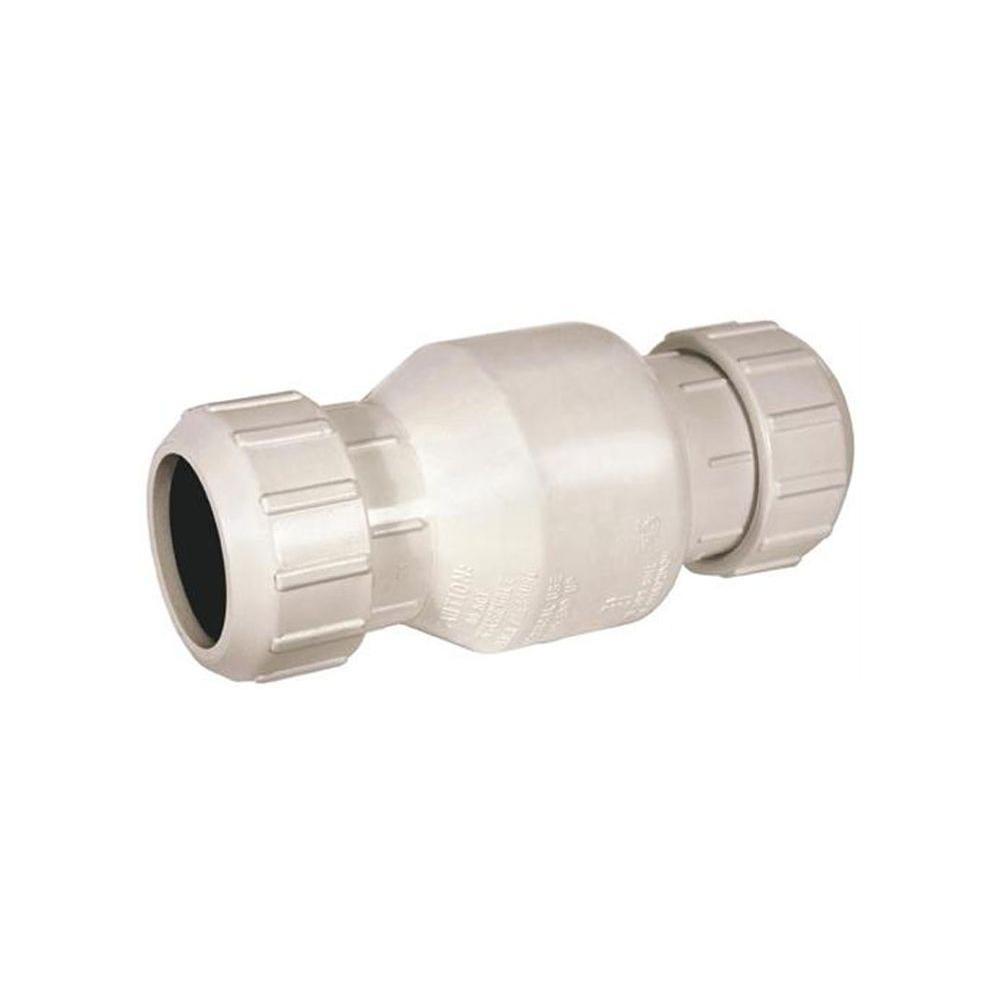 CV-SE2 2 in. PVC Sewage Check Valve