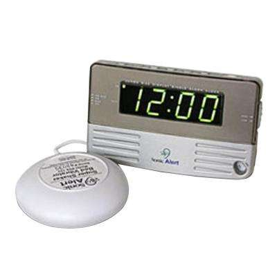 Digital Alarm Clock with Bed Shaker