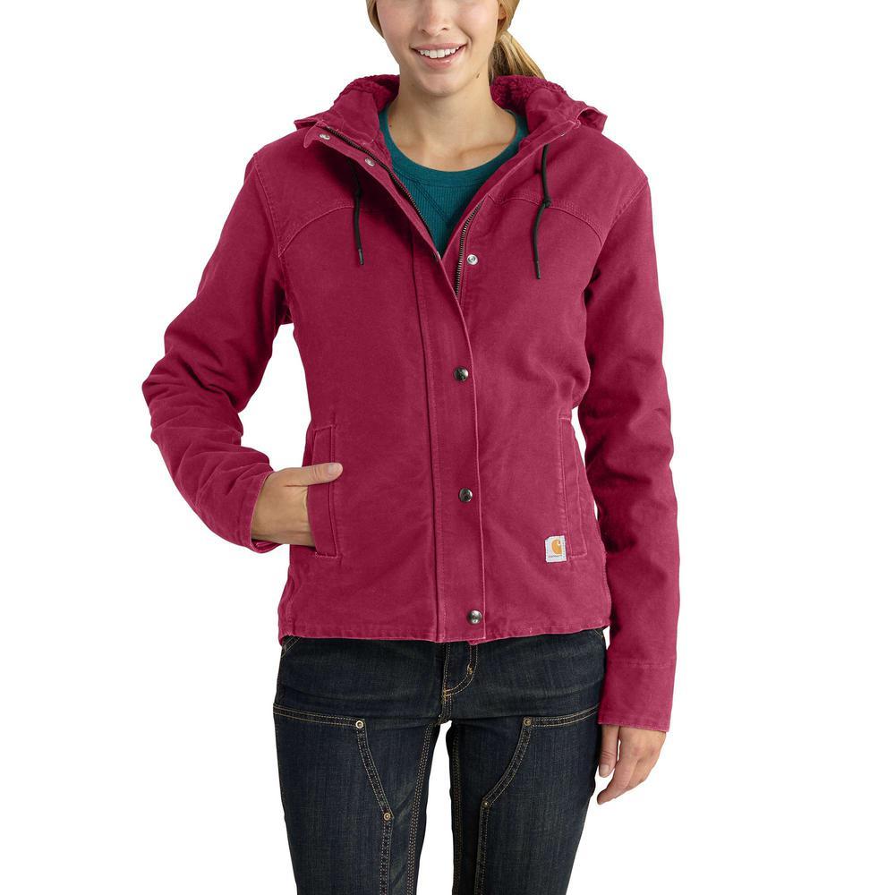 Women's XX-Large Raspberry Sandstone Sandstone Berkley Jacket
