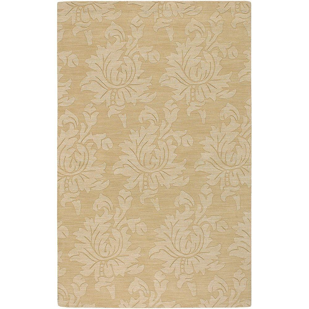 Sofia Gold 9 ft. x 12 ft. Area Rug