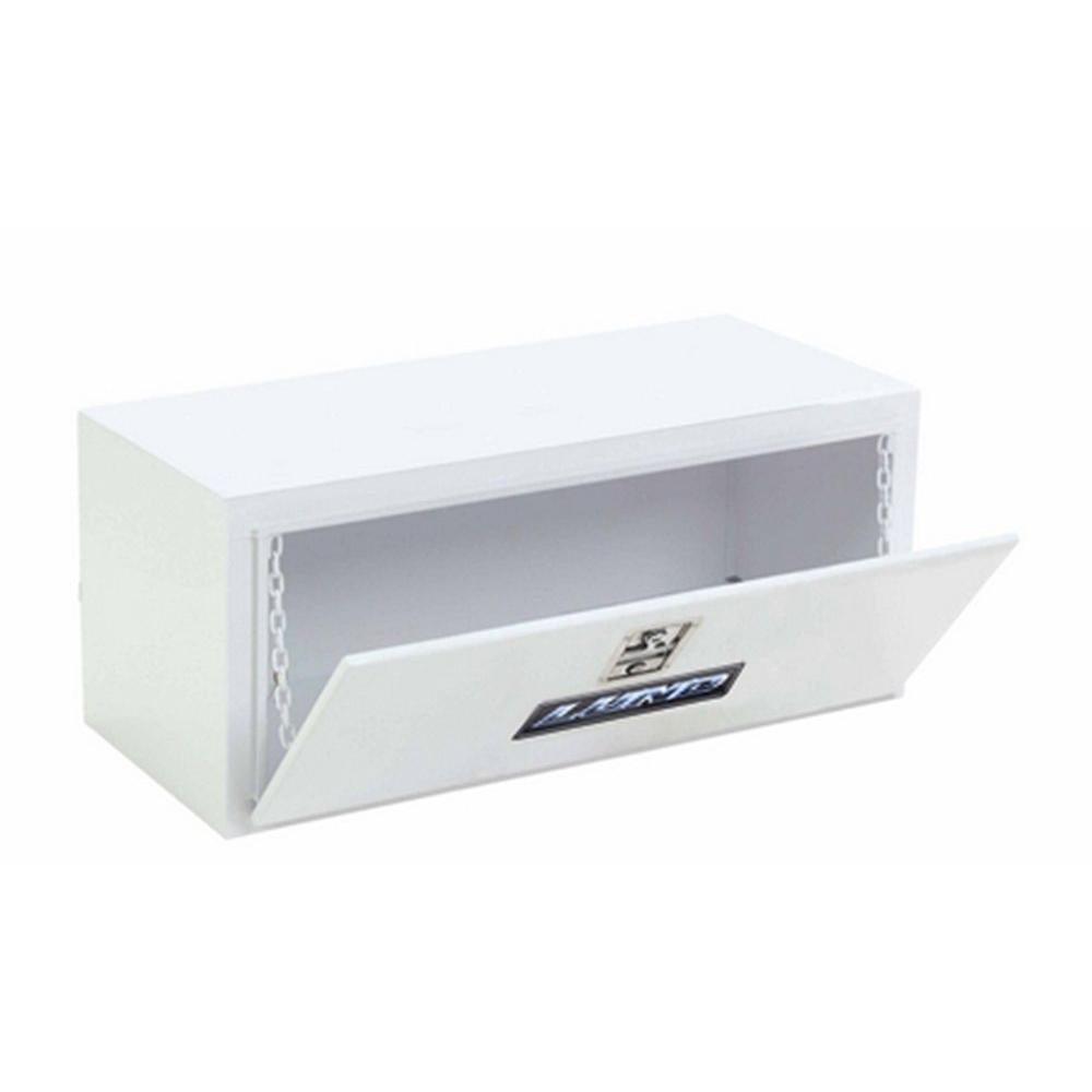 Lund 48 in. Steel Underbody Box, White