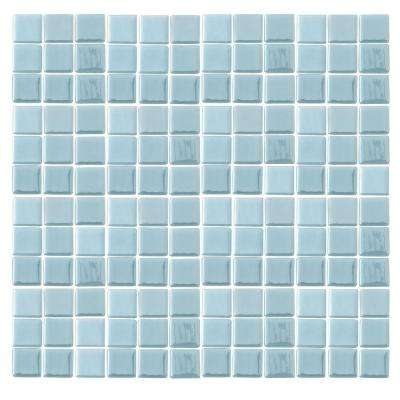Futurez Hendrix-3000 Glow In The Dark 12 in. x 12 in. Mesh Mounted Floor & Wall Tile (5 sq. ft. / case)