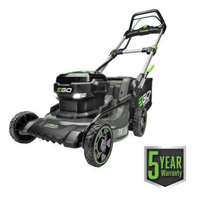20 in. 56-Volt Lith-ion (Brushless) Cordless Walk behind Steel Deck Self Propelled Mower - Battery/Charger Not Included