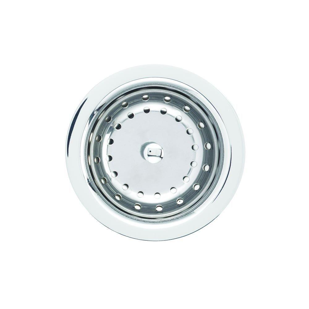 Blanco 4 1/2 In. Sink Strainer In Chrome