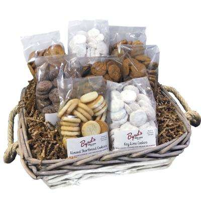 Simply the Best Cookie Gift Basket