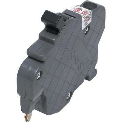 New UBIF Thin 50 Amp 1/2 in. 1-Pole Federal Pacific Stab-Lok Type NC Replacement Circuit Breaker