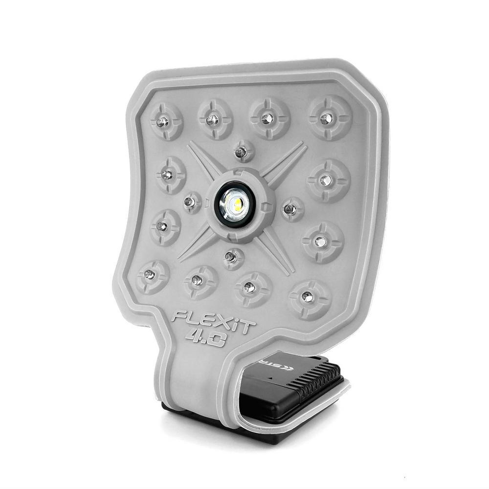 FLEXIT 4.0- 400 Lumens LED Flexible Flashlight