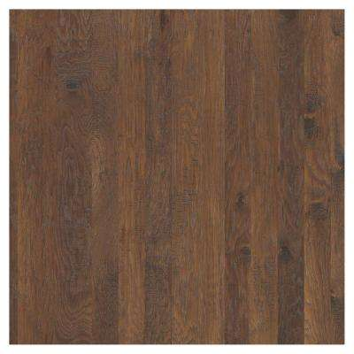 Canyon Hickory Fawn 3/8 in. Thick x 6-3/8 in. Wide x Varying Length Engineered Hardwood Flooring (34.69 sq. ft. / case)